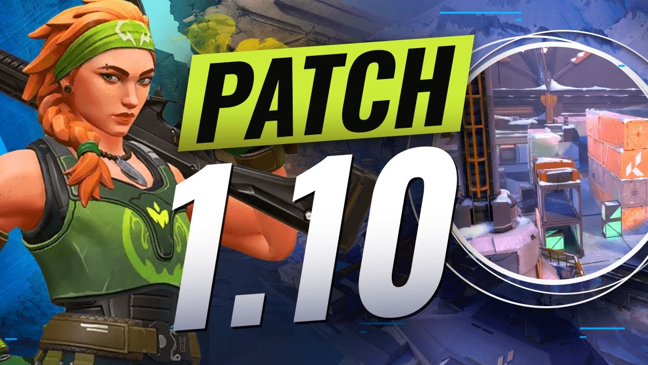 NEW UPDATE: BEST Agents TIER List – Valorant Patch 1.10 – Act 3