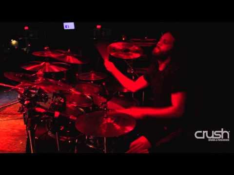 Crush Drums - Jay Postones (TesseracT) - Singularity Live Playthrough