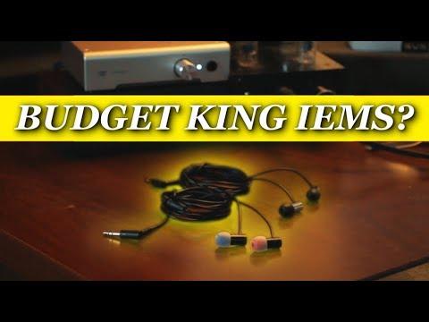 Amazing Budget IEMS!!