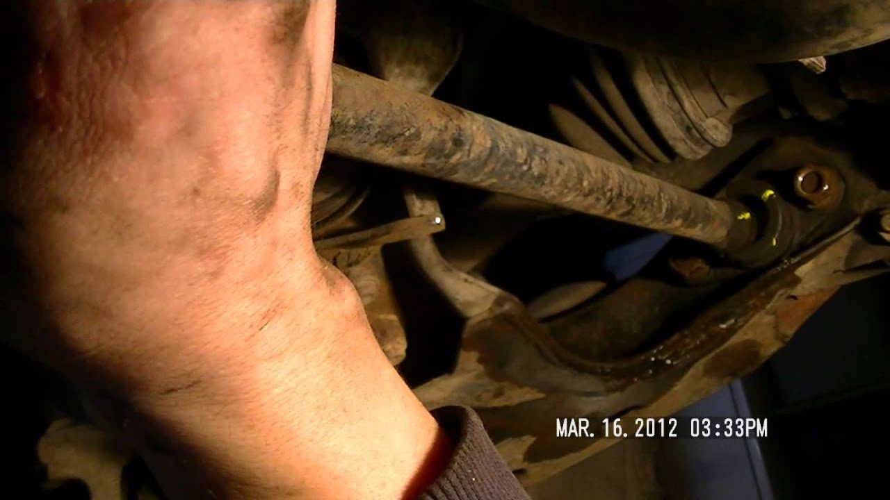 1985 Nissan 720 KC torsion bar reindex (drivers side)