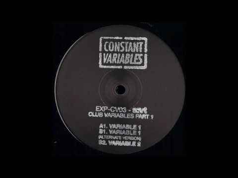 S:vt -  Variable 1 [EXP-CV03]