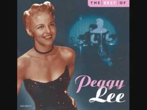 Whisper Not Peggy Lee