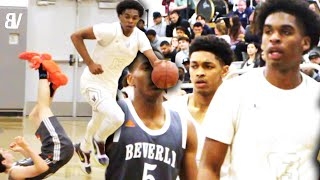 Josh Christopher & Dior FIRST PLAYOFF GAME WILD FINISH! NOBODY Was CLUTCH! Mayfair VS Beverly Hills