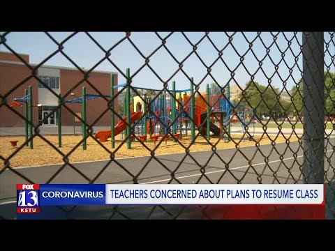 Teacher Speaks Out On Reopening Schools During COVID-19 Pandemic