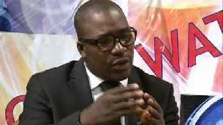 Lawyer Dr Nkongho Felix Agbor Balla  discusses isssues leading to strike