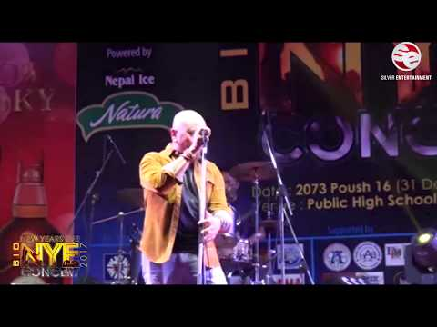 Maili / The Outsiders Nepal/Bio New Year eve Concert 2017/Dharan