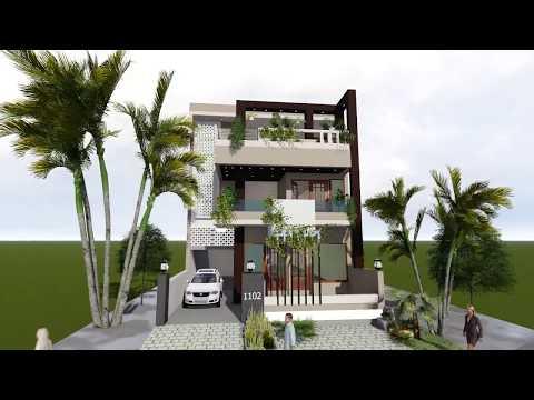 HOUSE DESIGN -101- OPEN PLAN ARCHITECTURE STUDIO