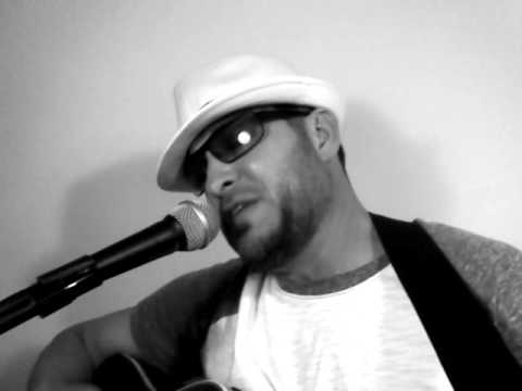 Robby Hicks singing Too Late - Acoustic Live