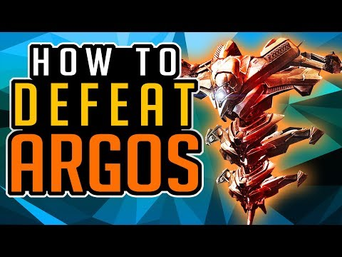 Destiny 2 HOW TO DEFEAT ARGOS Raid Lair Final Boss Guide - Leviathan Eater of Worlds Boss