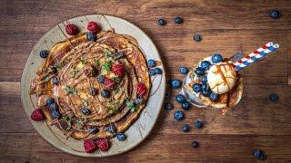 Pancake Day at Gordon Ramsay Restaurants