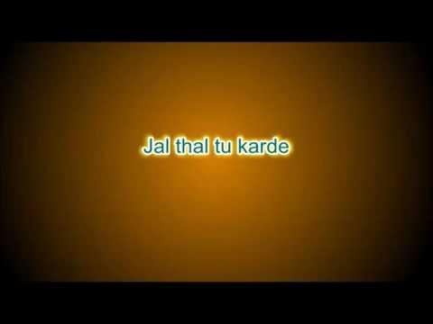Baadal Full Lyrics song  -  Akira Movie Song with Lyrics - Badal Kar De Lyrics