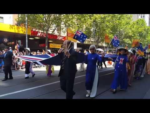 Vietnamese Community @ Australia Day 2016