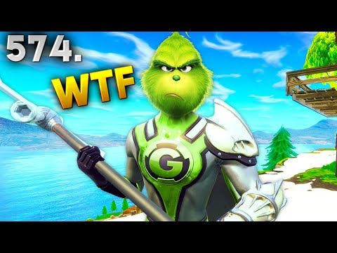 Fortnite Funny WTF Fails and Daily Best Moments Ep.574