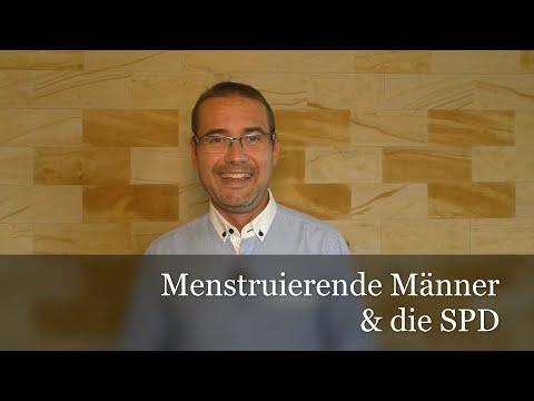 Die SPD & menstruierende Männer