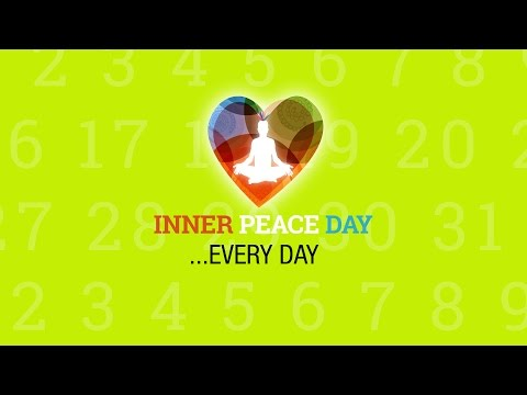 Inner Peace Day 2015 - feedback