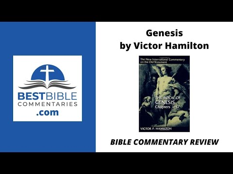 Genesis Commentary By Victor Hamilton - New International Commentary On The Old Testament