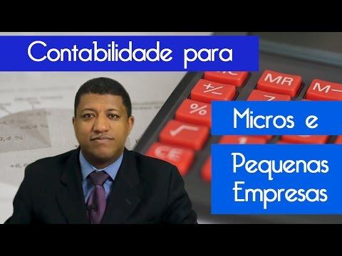 Contabilidade das micro e pequenas empresas na atualidade