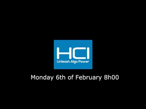 HCI ALGO DAY TRADING +5,9% in 5 Days - weekly performance Review 10th February 2017