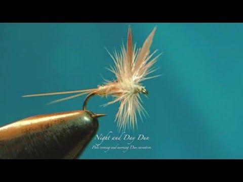 PALE MORNING/EVENING DUN -THE DEADLIEST FLIES