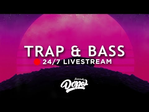 Trap & Bass Live Stream ⚡ 24/7 Trap Music Radio | Best Songs