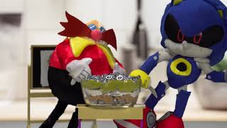 Cooking with Eggman: 7-Layer Sports Dip