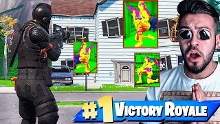ULTRA AIMBOT HACKER in FORTNITE Battle Royale 😦😱