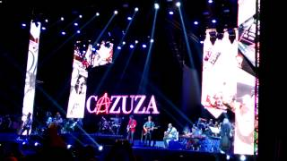 Show Volta Cazuza - Gal Costa canta BRASIL