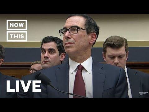 House Democrats Grill Trump's Treasury Sec. Steve Mnuchin | NowThis