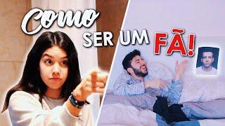 COMO SER UM FÃ c/ MAFALDA CREATIVE e FERNANDO DANIEL
