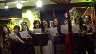 Ly rượu mừng - Phạm Đình Chương - Hợp ca GTG
