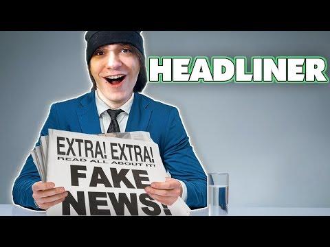WE MAKE THE NEWS! - Headliner #1