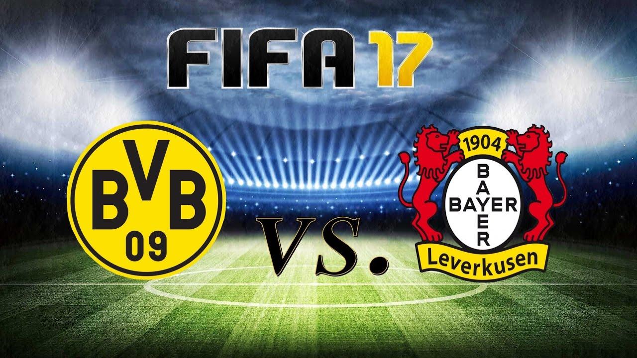 Leverkusen Gegen Dortmund 2017