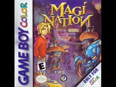 Magi Nation - Gia