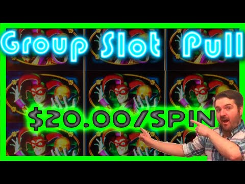Carnival Of Mystery Masquerade Slot Machine