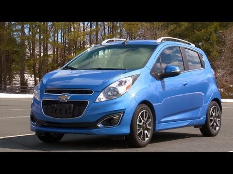 2014 Chevrolet Spark Review YouTube