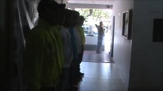 Gaula Policía Captura 3 extorsionistas en Villanueva, Casanare.