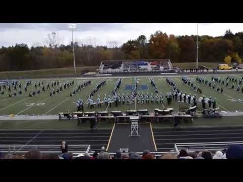Petoskey High School Marching Band 2015-10-17 Brandon Competition