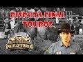 Rodeio de Paulo de Faria   FINAL TOUROS    2018