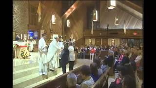 Santa Misa en honor a San Juan Pablo II - 7 de Nov. - Parroquia de St. Brendan