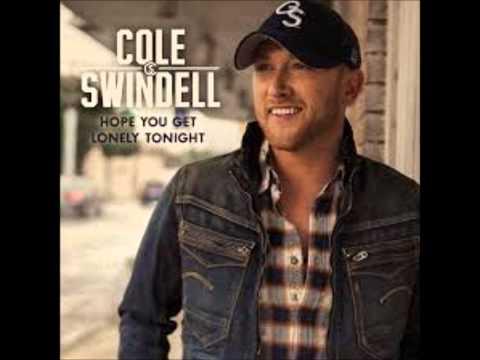 Cole Swindell - Hope You Get Lonely Tonight (lyrics)