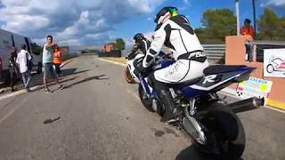 Roulage au Luc - Daytona 675 - Moto Club Zone Rouge