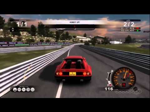 GameSpot Reviews - Test Drive: Ferrari Racing Legends