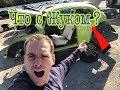 Автосвалка в Америке#Как заработать 900$ за 1 минуту#