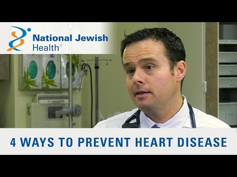 4 Ways to Prevent Heart Disease