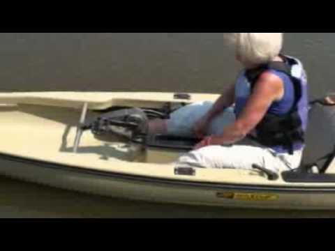 Pedal Fishing Kayak