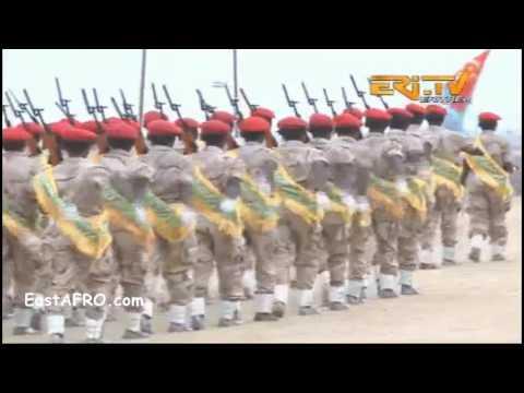 2017 Eritrea SAWA Military Graduation   ERi-TV