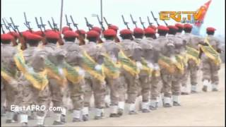 2017 Eritrea SAWA Military Graduation | ERi-TV