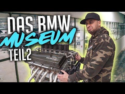 JP Performance - Das BMW Museum! | Teil 2