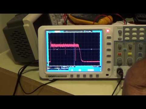 X Ray Video #2   Generator calibration and Oscilloscope Basics