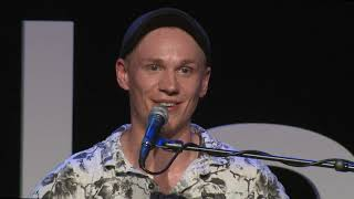 Why I Left My High Paying Job to Become a Street Musician   Morf    TEDxKlagenfurt